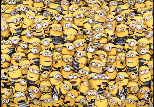 Clementoni Minions - 1000 pièces