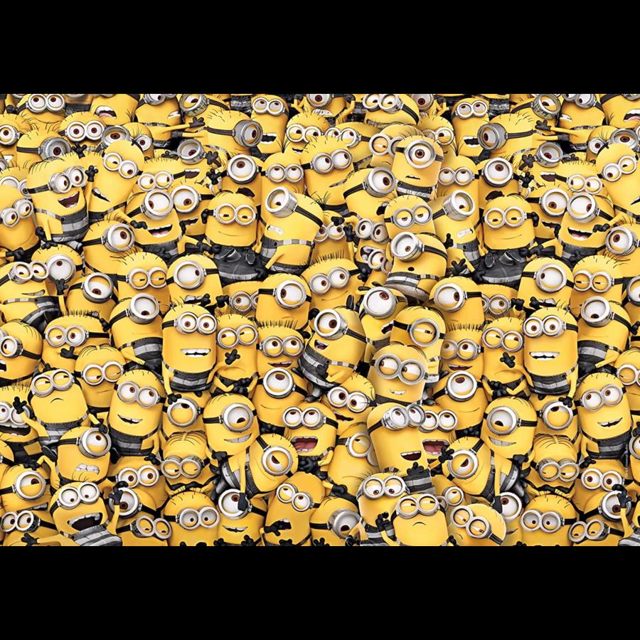 Minions - puzzel van 1000 stukjes-1