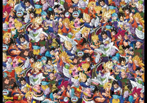Clementoni Dragon Ball - 1000 stukjes