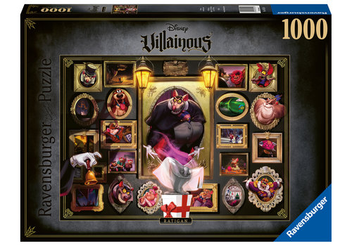Ravensburger Villainous  Ratigan - 1000 pièces