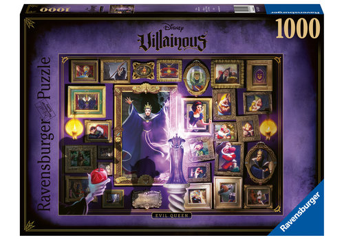 Ravensburger Villainous  Evil Queen  - 1000 stukjes