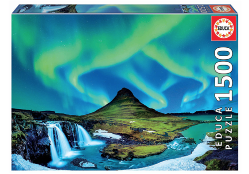 Educa The Northern Lights  - 1500 pieces