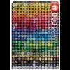 Educa Capuchons de couronne de collage - puzzle de 1000 pièces