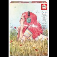 Juni - Esther Gili - puzzle de 1000 pièces