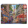 Educa Parijs - Dominic Davison - puzzel 1000 stukjes