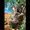 Educa Le Koala et son petit - puzzle de 500 pièces