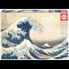 Educa De Grote Golf van Kanagawa - legpuzzel van 500 stukjes