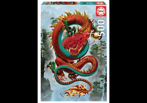 Educa Le Dragon - 500 pièces