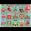 Educa Les Hiboux - puzzle de 500 pièces