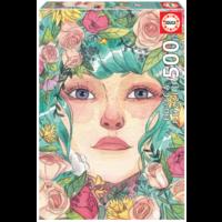 thumb-Mei - Esther Gili - legpuzzel van 500 stukjes-1