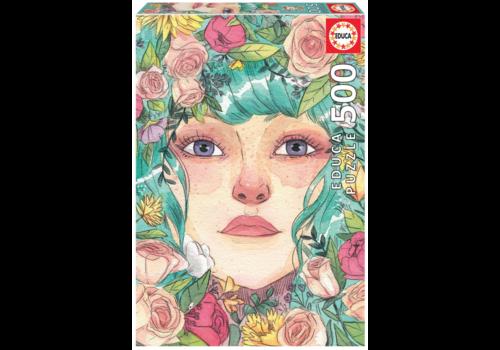 Educa Mei - Esther Gili - 500 pièces