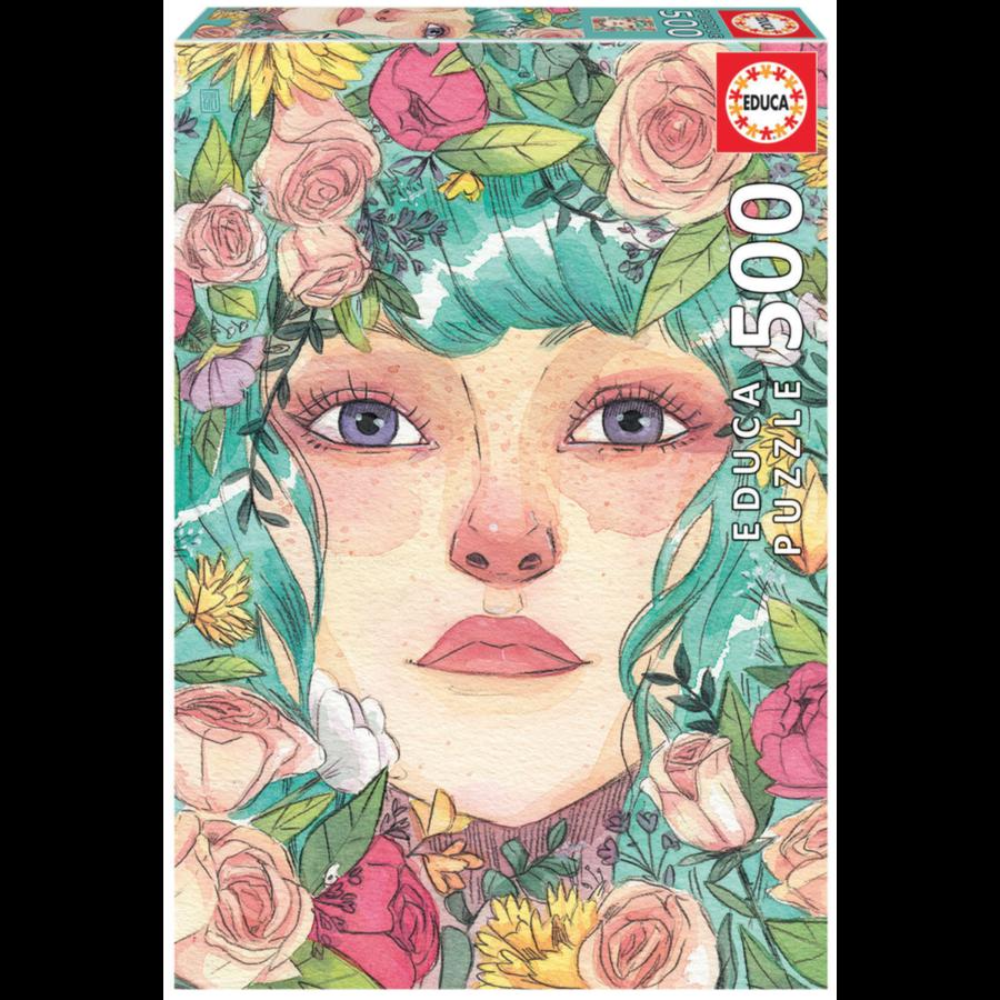 Mei - Esther Gili - legpuzzel van 500 stukjes-1
