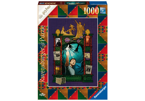 Ravensburger Harry Potter - 1000 pièces