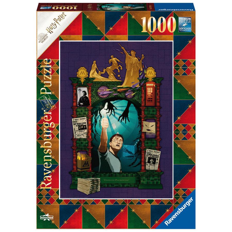 Harry Potter - puzzel van  1000 stukjes-1