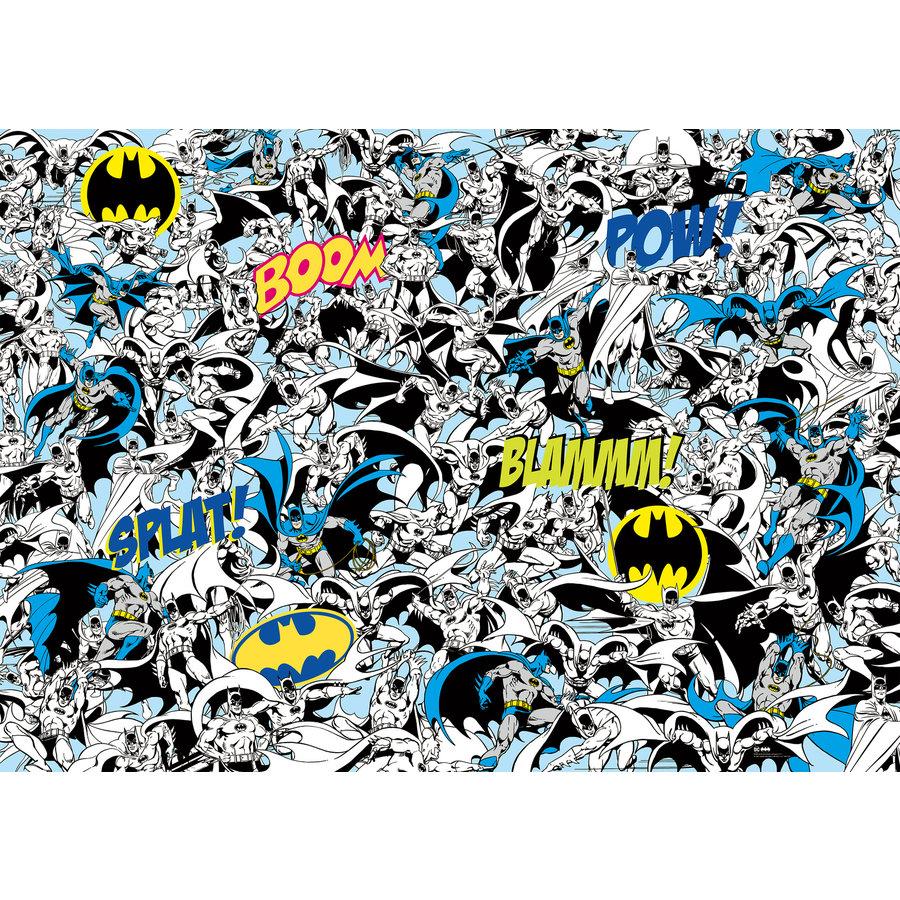 Batman - Challenge - puzzel van  1000 stukjes-1