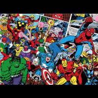 thumb-Marvel - Challenge - puzzle de 1000 pièces-1