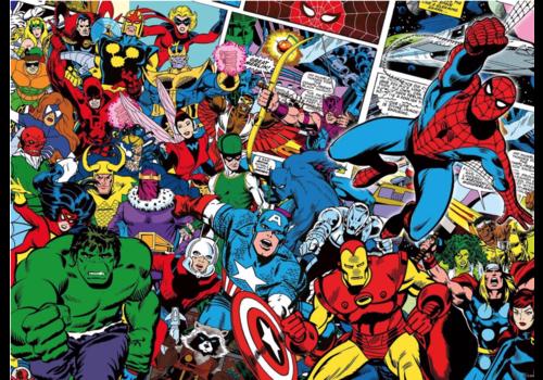 Ravensburger Marvel - Challenge - 1000 stukjes