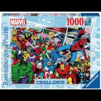 thumb-Marvel - Challenge - puzzle de 1000 pièces-2