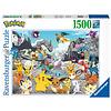 Ravensburger Pokemon Classics - puzzel van 1500 stukjes