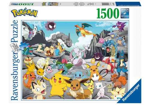 Ravensburger Pokemon Classics - 1500 stukjes
