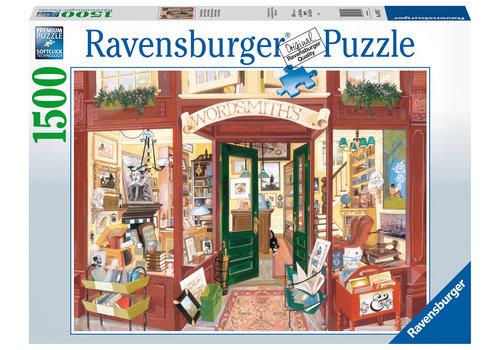 Ravensburger Wordsmith's Boekenwinkel - 1500 stukjes