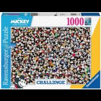 thumb-Mickey Mouse - Challenge - puzzel van  1000 stukjes-2