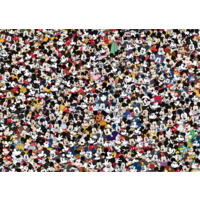 thumb-Mickey Mouse - Challenge - puzzel van  1000 stukjes-1