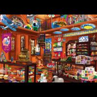 thumb-De verborgen speelgoedwinkel - puzzel van 1000 stukjes-2