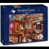 Bluebird Puzzle De verborgen speelgoedwinkel - puzzel van 1000 stukjes