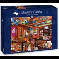 thumb-De verborgen speelgoedwinkel - puzzel van 1000 stukjes-1