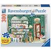 Ravensburger Bloemenwinkel - puzzel van 300 XXL stukjes