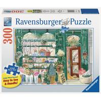 thumb-Bloemenwinkel - puzzel van 300 XXL stukjes-1