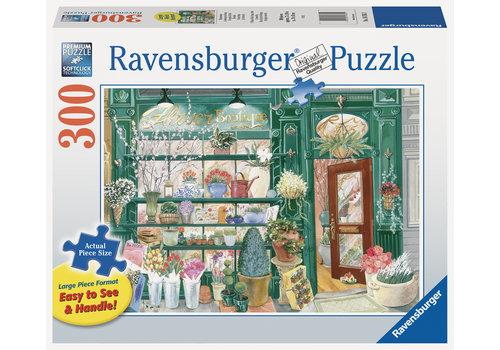 Ravensburger Boutique de fleurs - 300 pièces XXL