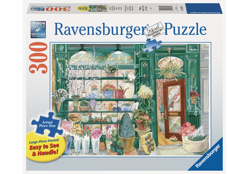 Ravensburger Flower Shop - 300 XXL pieces