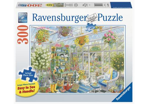 Ravensburger Le paradis de la serre - 300 pièces XXL