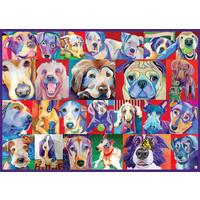 thumb-Hello Doggie - 500 XL stukjes-2