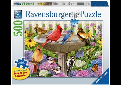 Ravensburger Au bain d'oiseau - 500 pièces XL