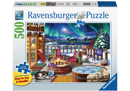Ravensburger Northern Lights - 500 XL pieces
