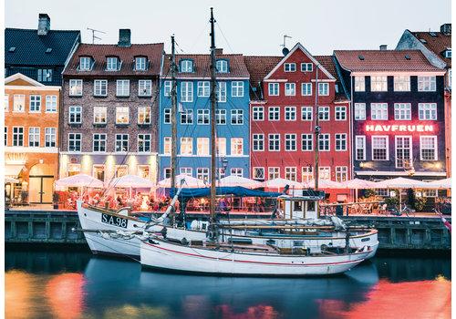 Ravensburger Copenhague - 1000 pièces