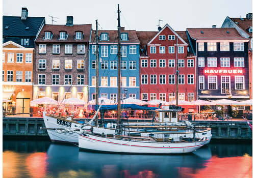 Ravensburger Kopenhagen - 1000 stukjes