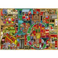 "thumb-Adembenemend Alfabet ""F&G""- Colin Thompson - puzzel 1000 stukjes-2"