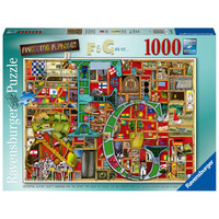 "thumb-Adembenemend Alfabet ""F&G""- Colin Thompson - puzzel 1000 stukjes-1"
