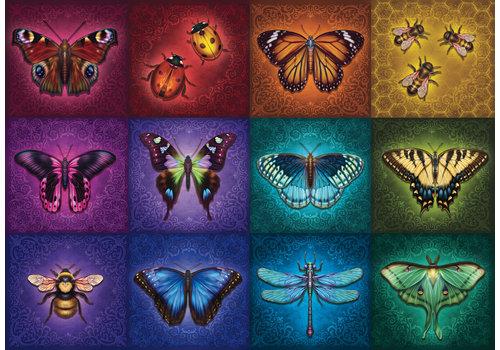 Ravensburger Insectes volants - 1000 pièces