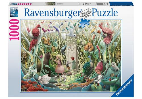 Ravensburger The Secret Garden - 1000 pieces