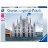 Ravensburger Dom van Milaan - puzzel van  1000 stukjes