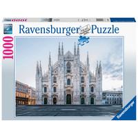 Dom van Milaan - puzzel van  1000 stukjes