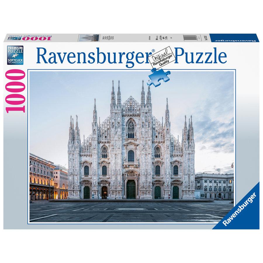 Dom van Milaan - puzzel van  1000 stukjes-1