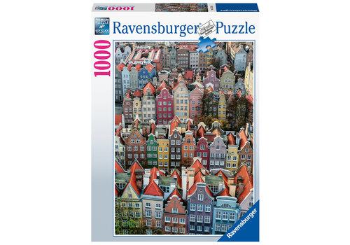 Ravensburger Gdańsk, Pologne - 1000 pièces