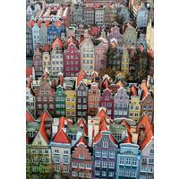 thumb-Gdańsk in Polen - puzzel van  1000 stukjes-2