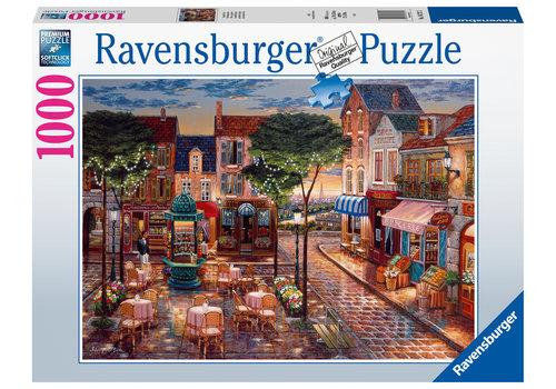 Ravensburger Impressies uit Parijs - 1000 stukjes